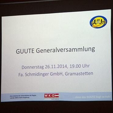 Guute Generalversammlung Gramastetten