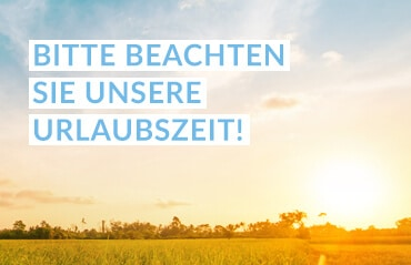 Fenster-Schmidinger Betriebsurlaub