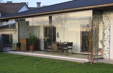 Wohnraumerweiterung Sunflex
