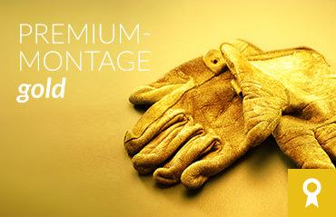 gold Fenstermontage Schmidinger