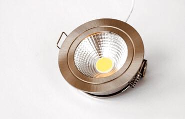 LED-Belechtung Wintergarten