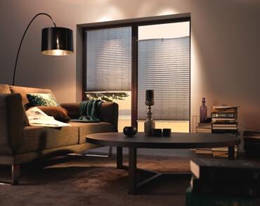 Innenbeschattung Plissee für Fenster & Türen