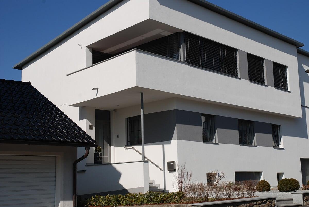 Althaussanierung Fenstertausch ÖNORM B5320