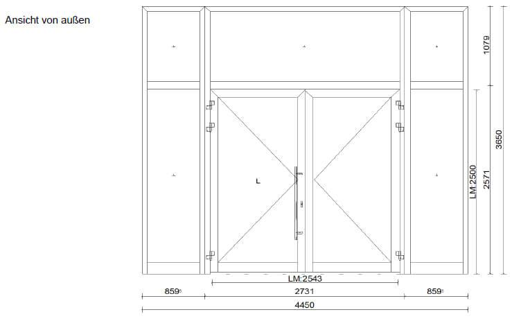 Alu-One Aluminium Portal