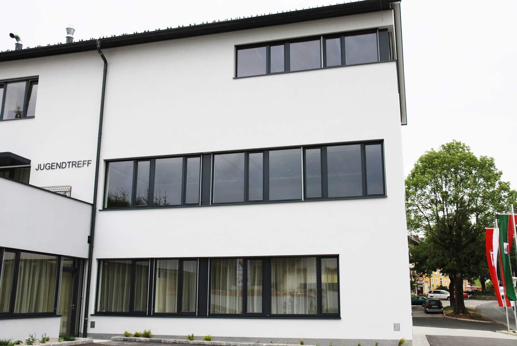 Aluminiumkonstruktion Fenster & Türen
