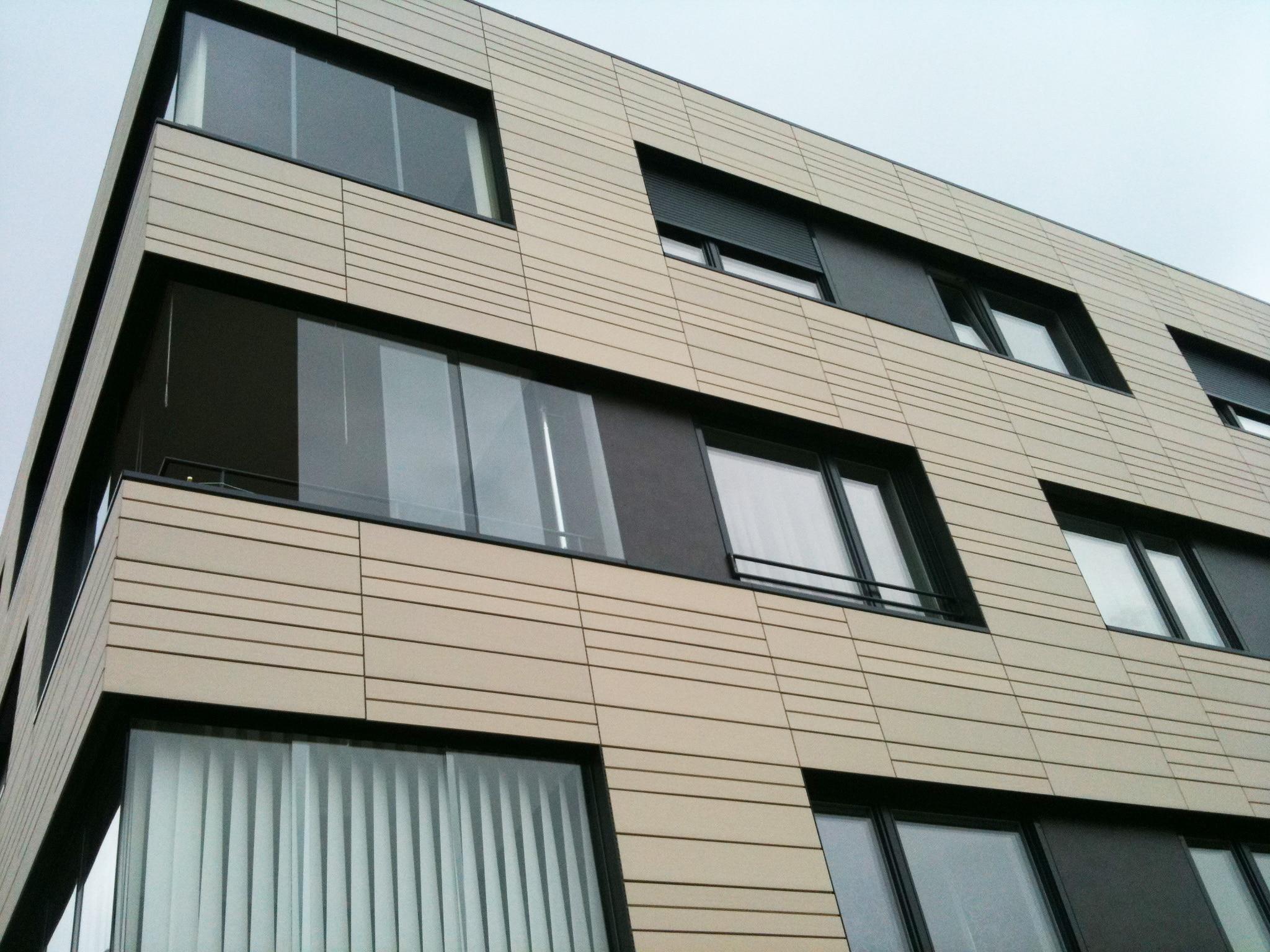Balkon vor Wind schützen