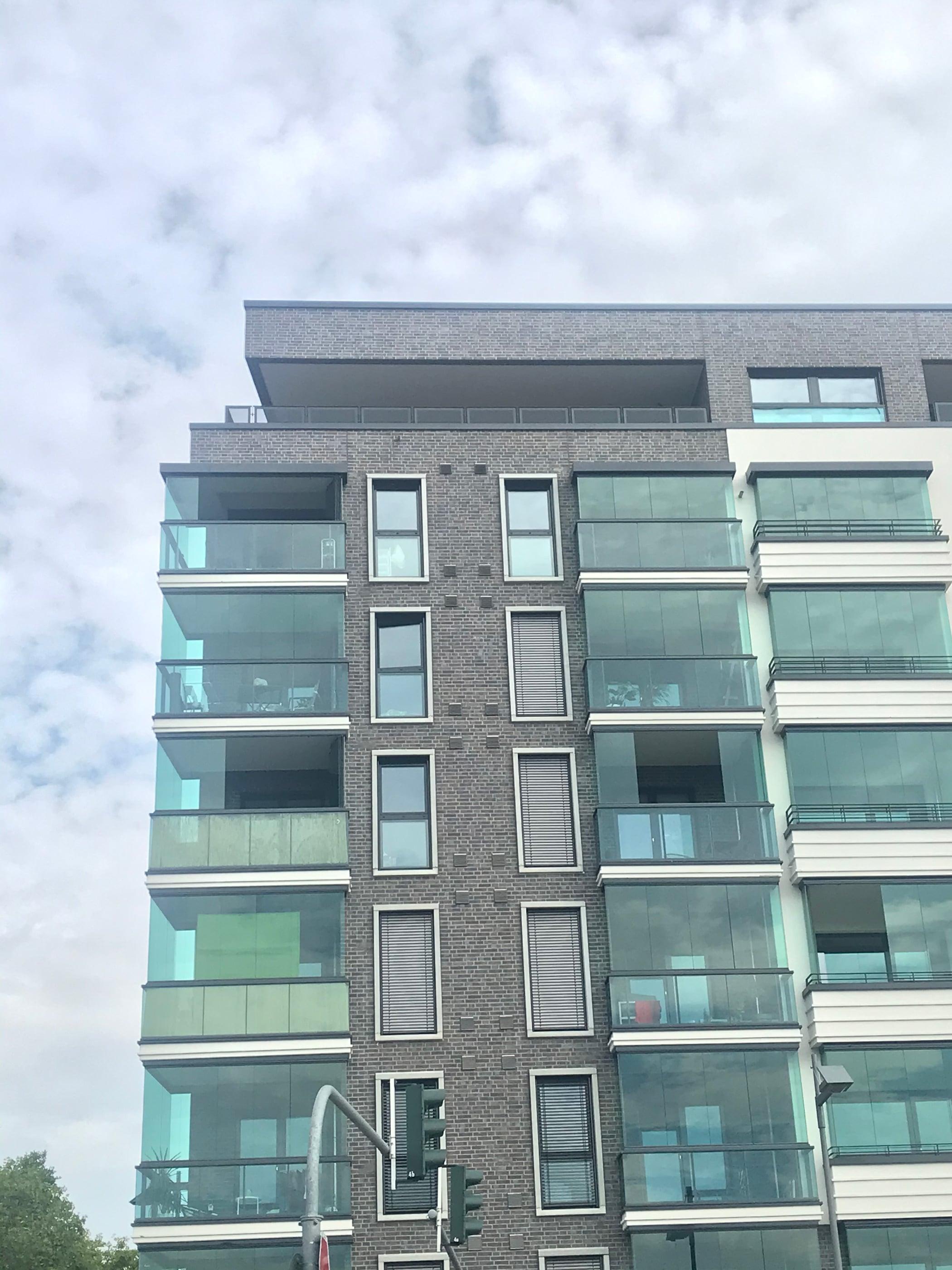 Balkonfenster Schiebe-Dreh-Fenster