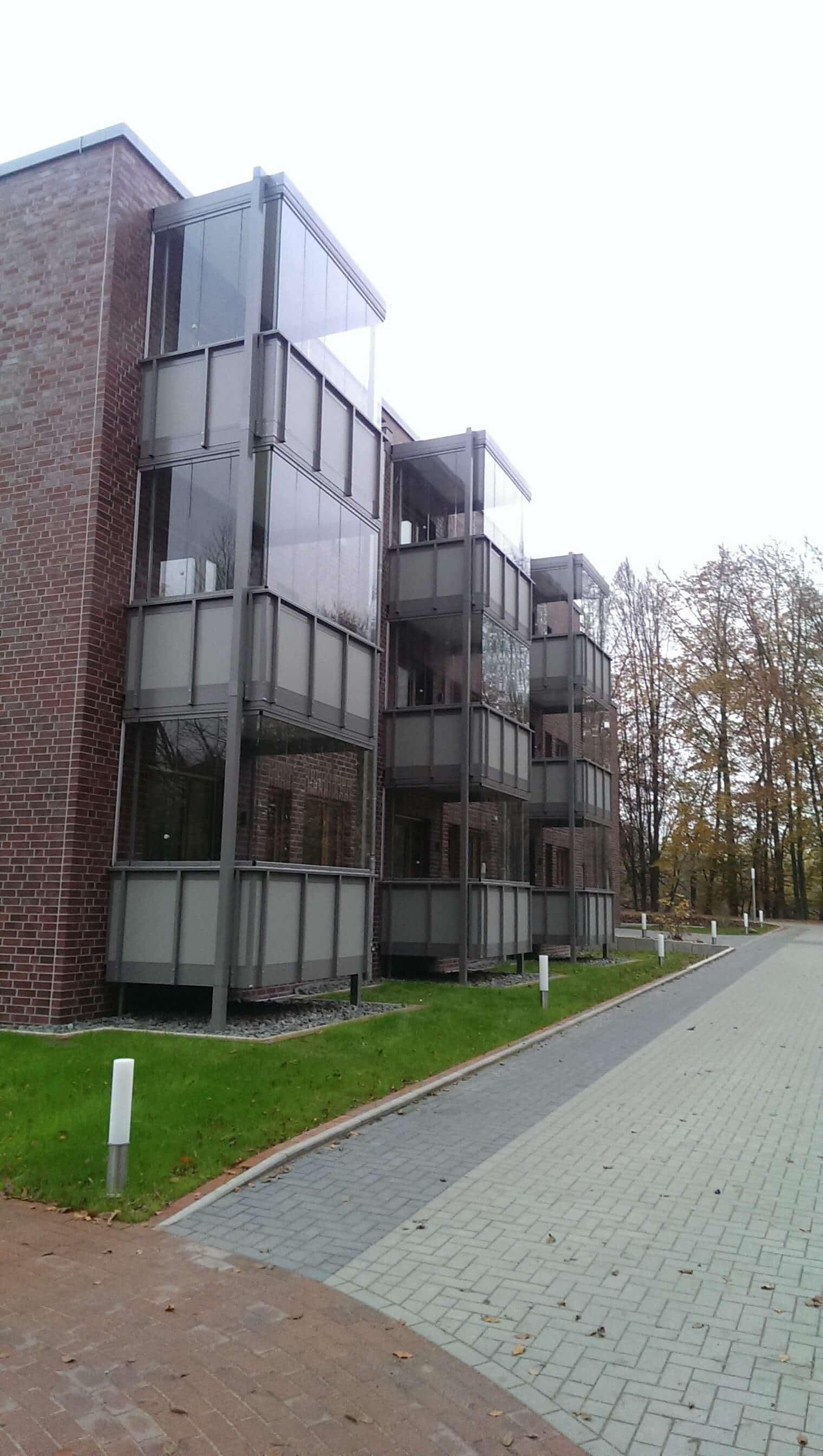 Balkonverbau Oberösterreich
