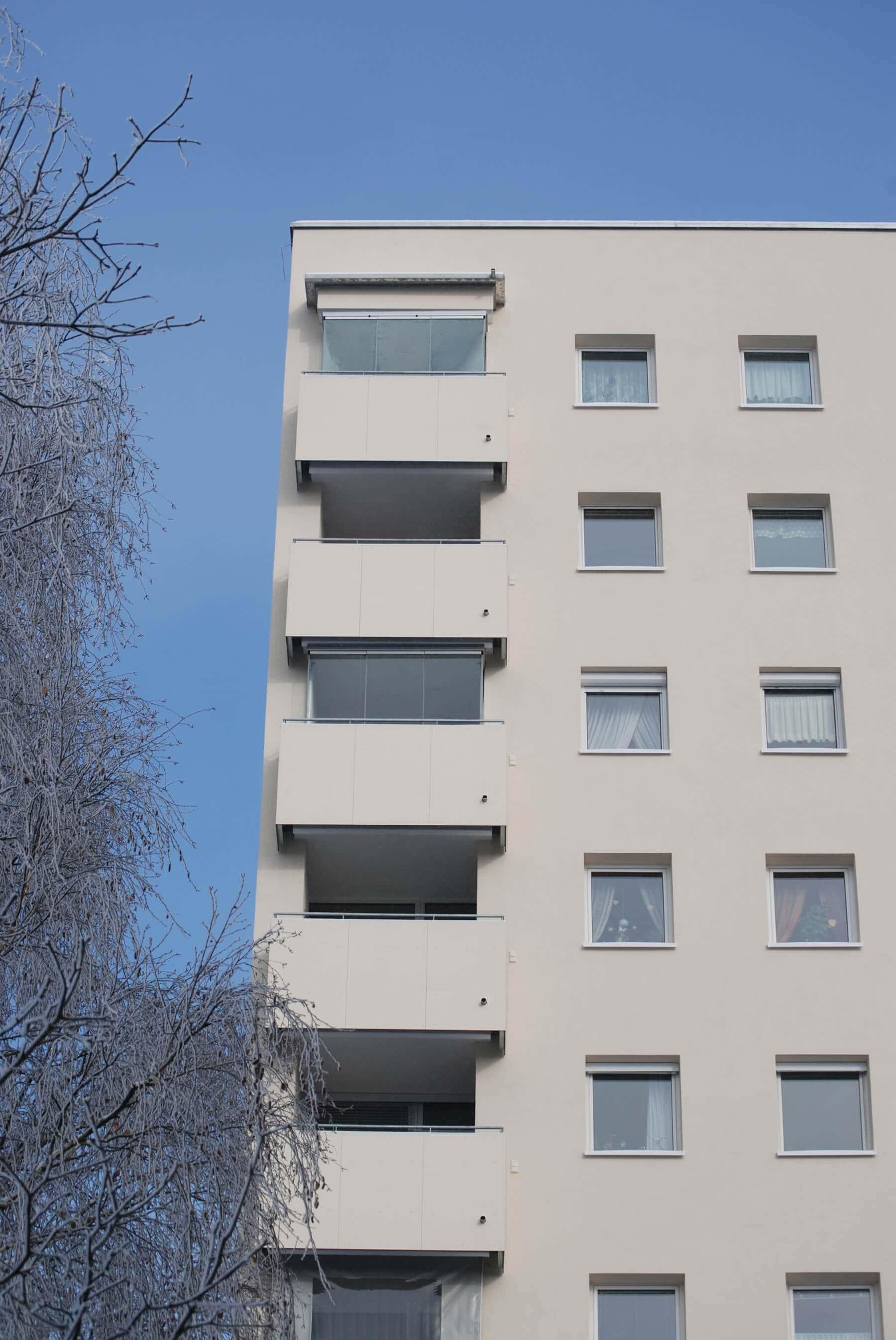Balkonverglasung Bilder