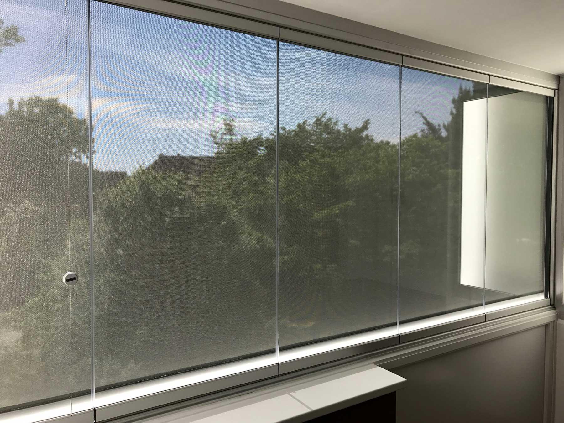 Balkonverglasungen Balkonverkleidungen & Terrassenanbauten