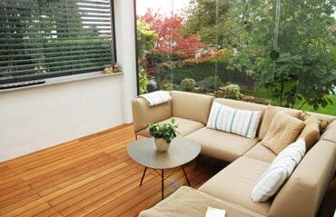 Balkonverglasung und Wintergarten