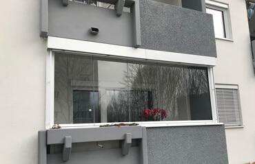Balkonverglasungen Linz