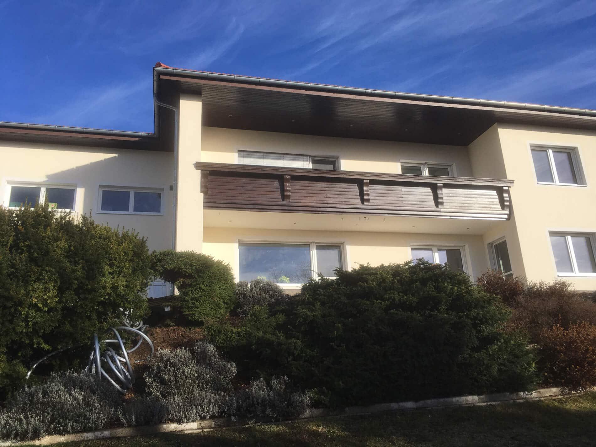 Beispiele Fenstertausch Einfamilienhaus