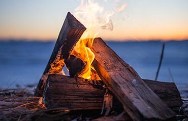 Brandschutzfenster - Brandschutztüren - Symbolbild