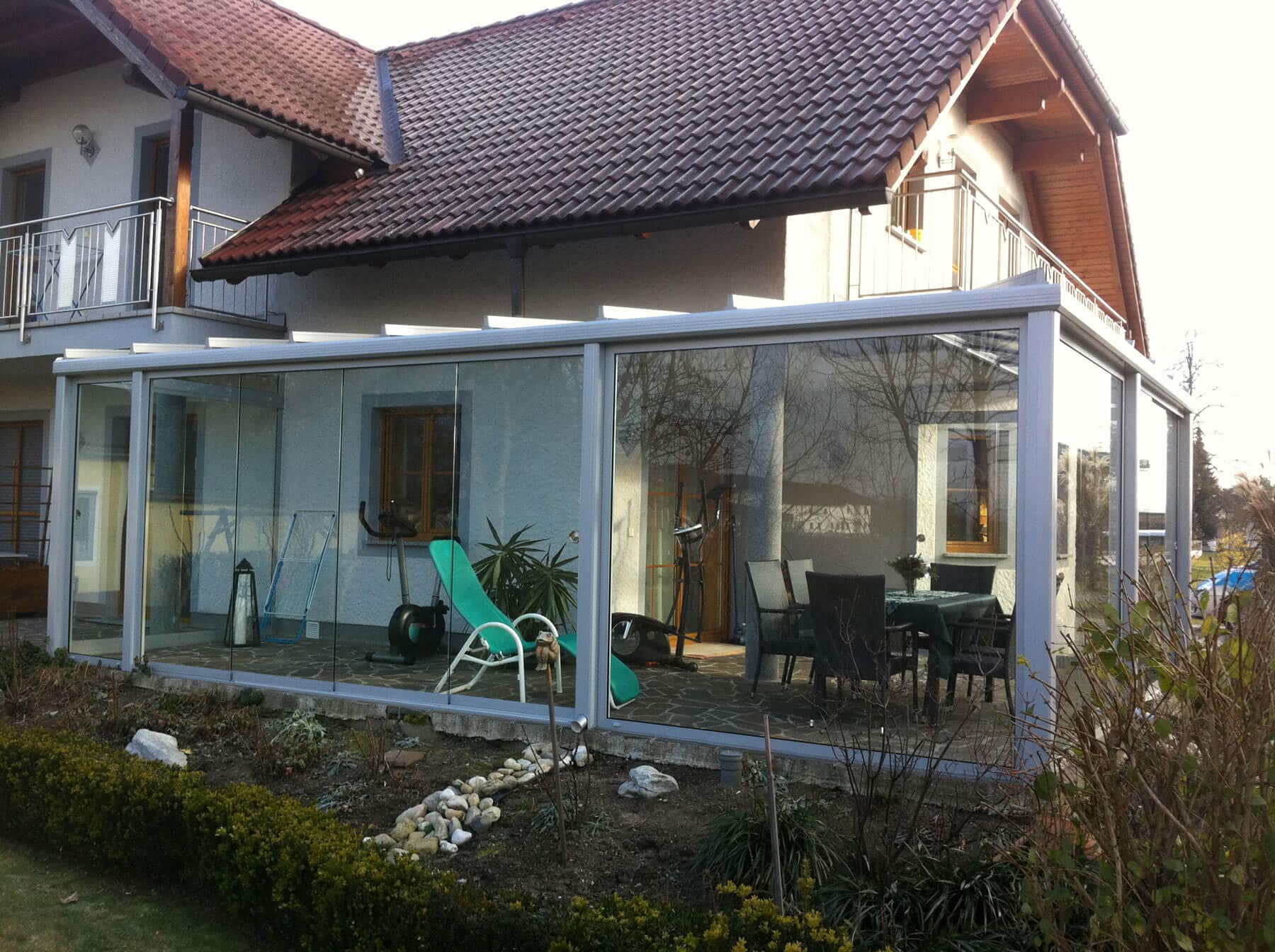 Eck Wintergarten