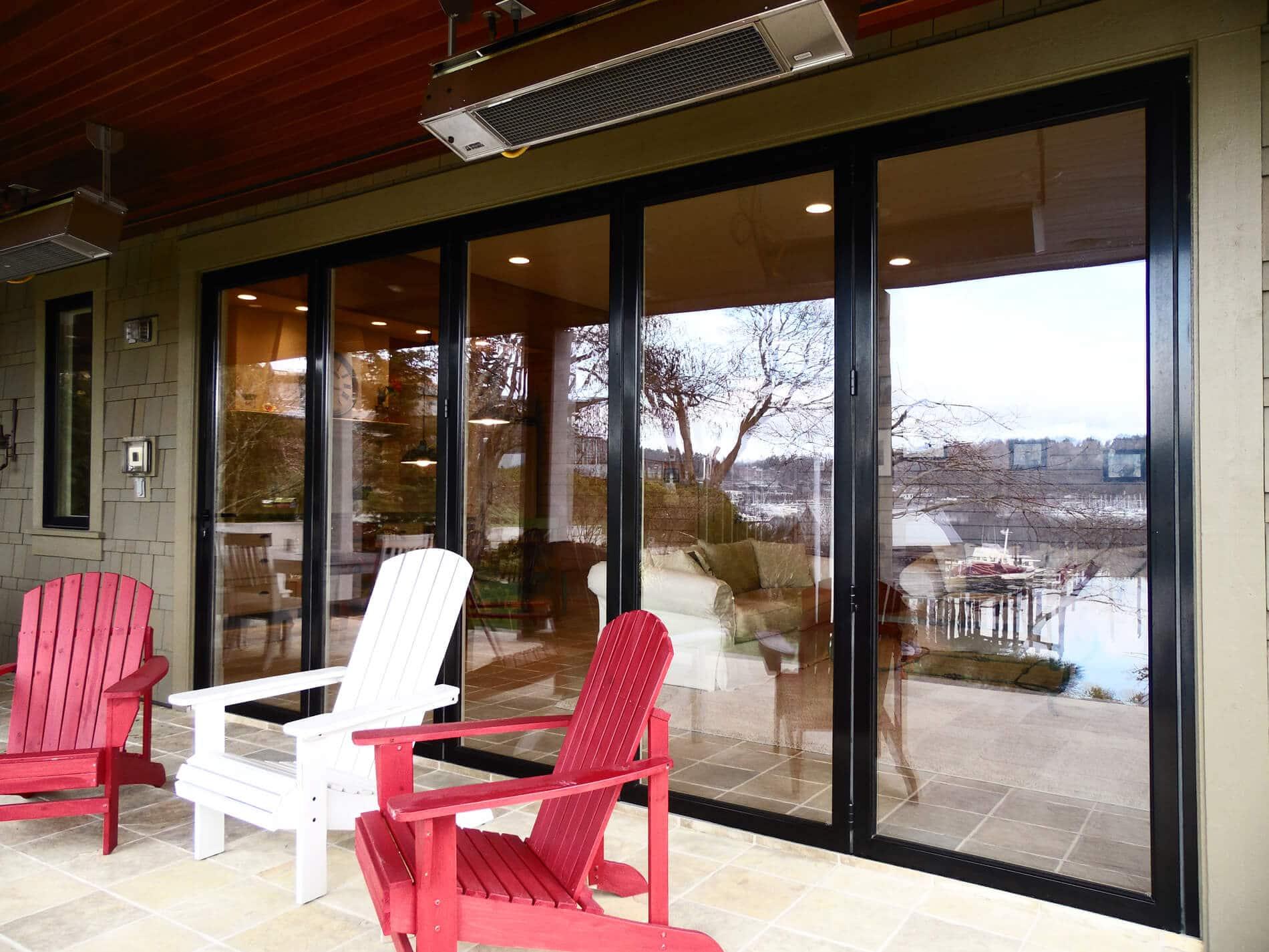 berdachte terrasse glas inspiration und ideen f r. Black Bedroom Furniture Sets. Home Design Ideas
