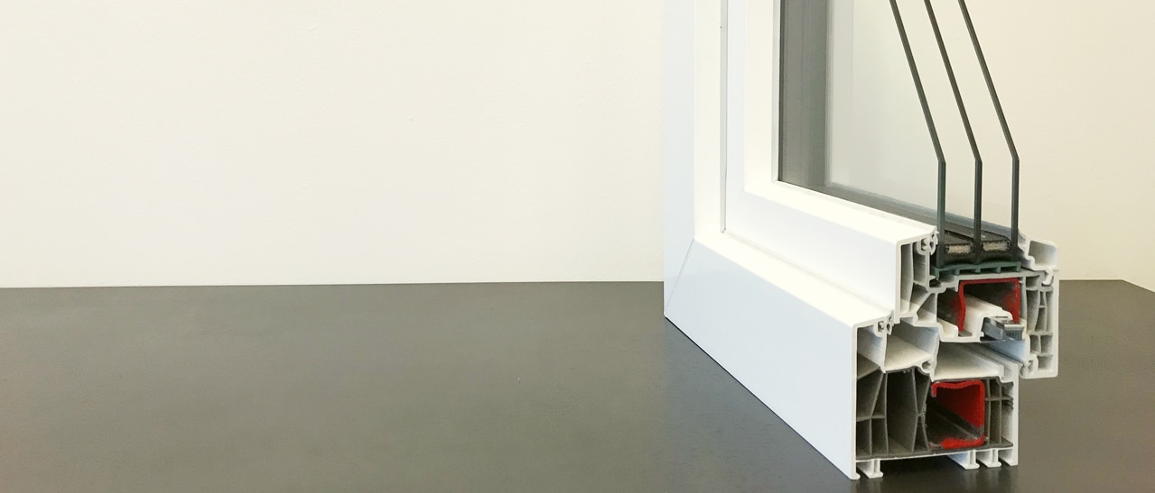 Fenster 3-fach Verglasung