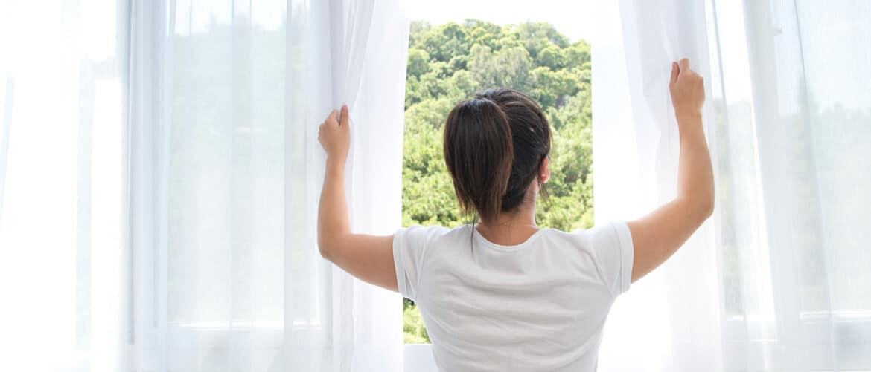 Richtiges Lüftungsverhalten Fenster