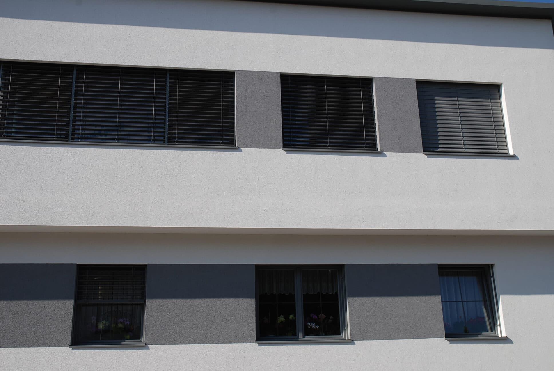Fenster mit erhöhter Sicherheitsklasse
