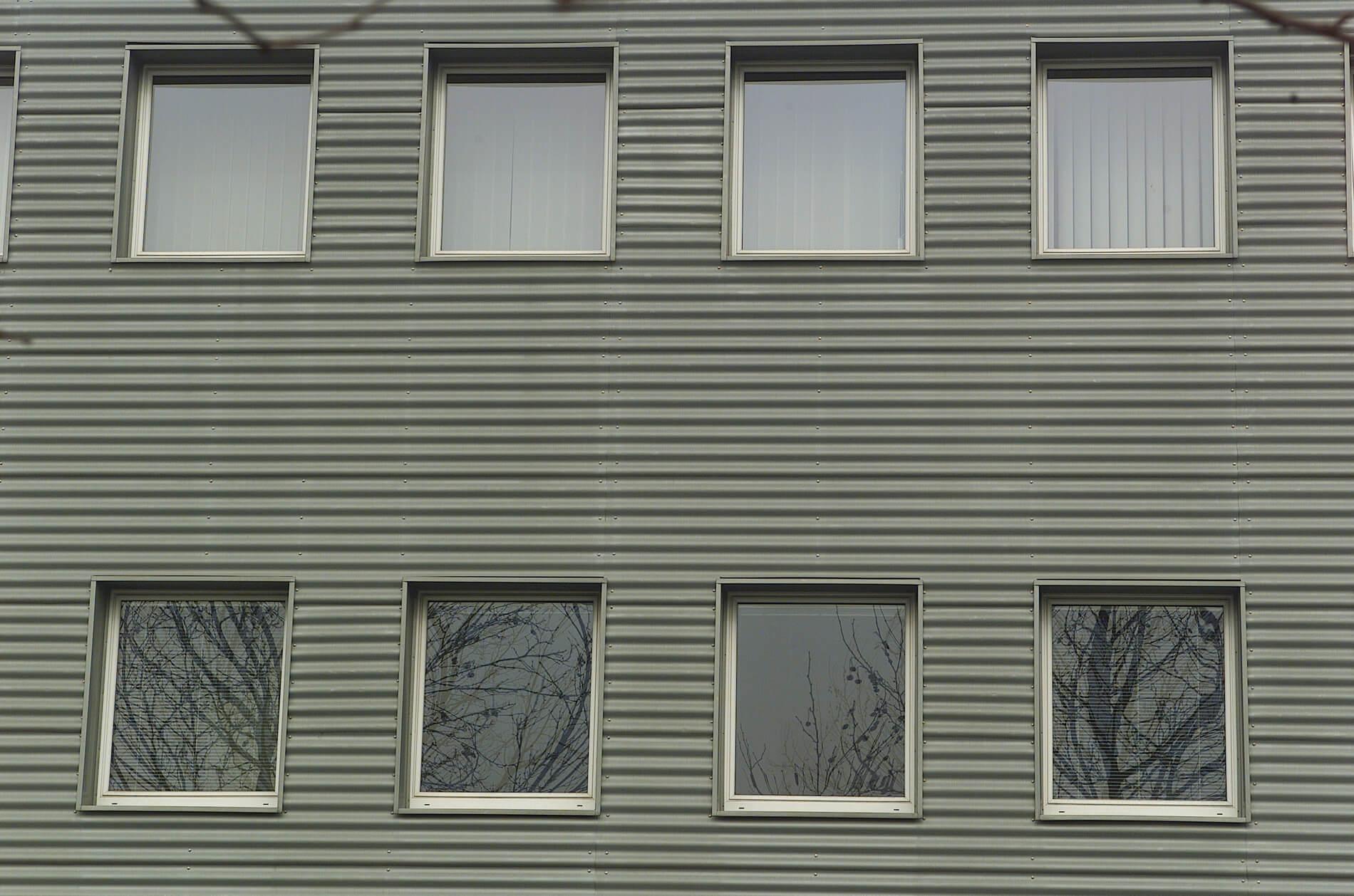 Fenster mit Sicherheitsglas