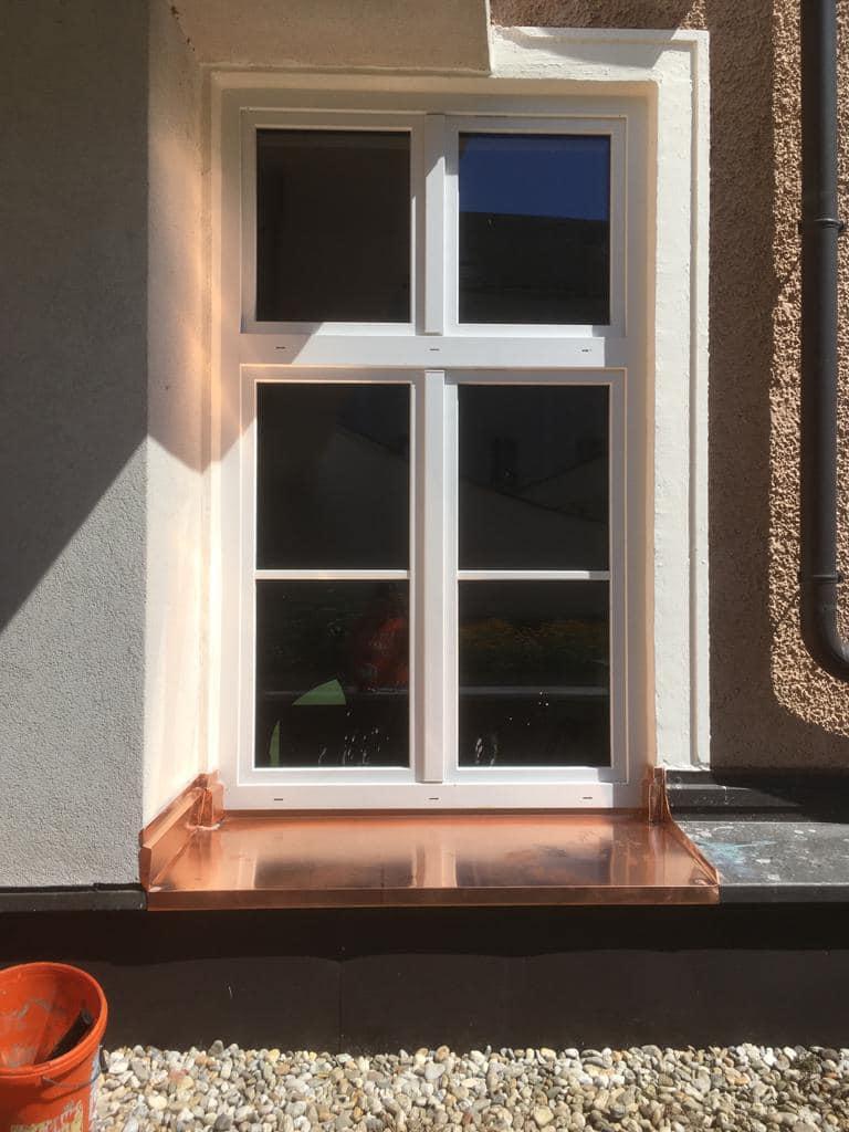 Fenster mit Sprossen für Altbau