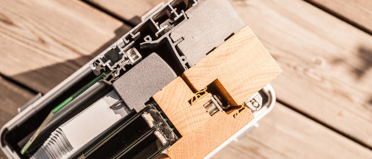 Fenster Preise Holz-Alu