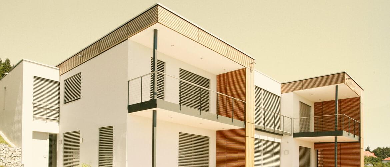 Sicherheit mit Außenbeschattung für Fenster & Türen