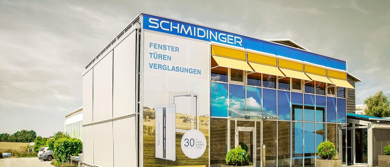 Fenster Schmidinger Linz