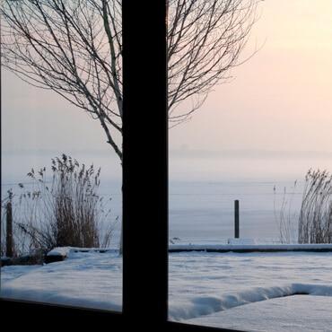 Fenstereinbau Temperaturen