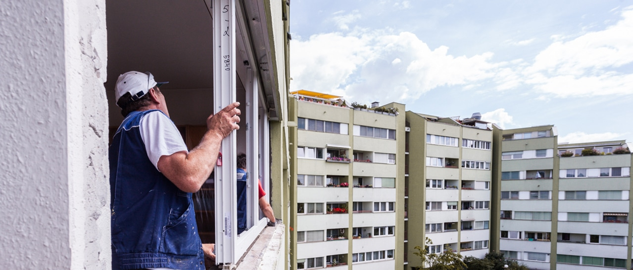 Fenstereinbau - wie lange dauert es?