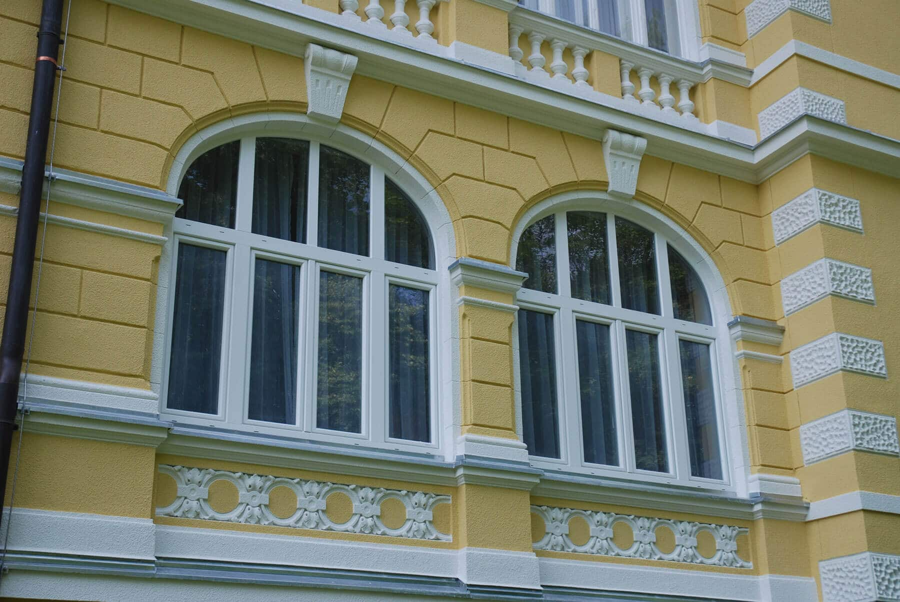 Fenstermontage Altbau