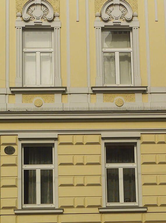Fensterwechsel in Linz