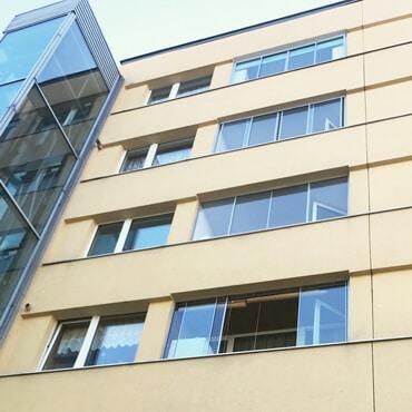 Genehmigungspflicht Balkonverglasung