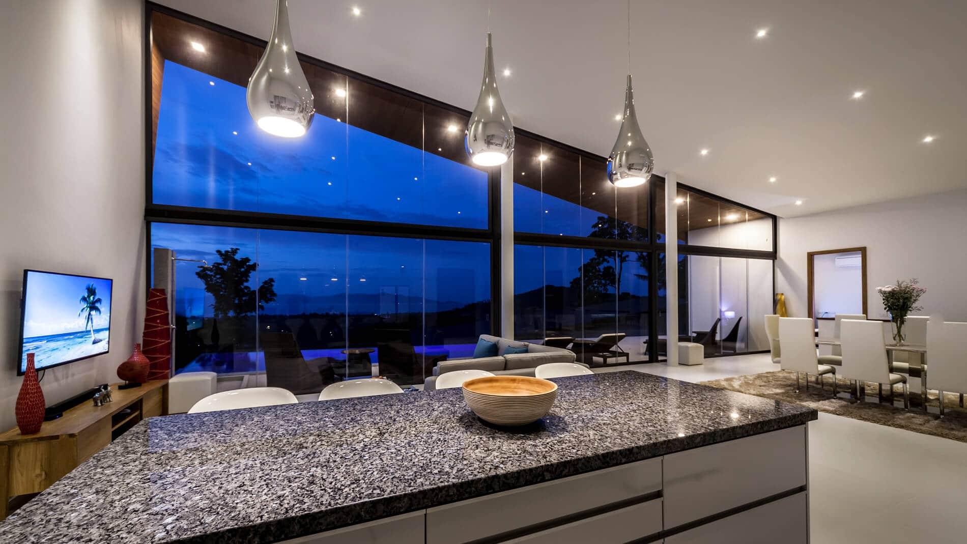 Glasschiebeelemente Sunflex SF 20 - Kundenreferenzen