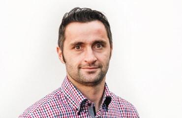Johannes Krieg - neuer Verkäufer Schmidinger