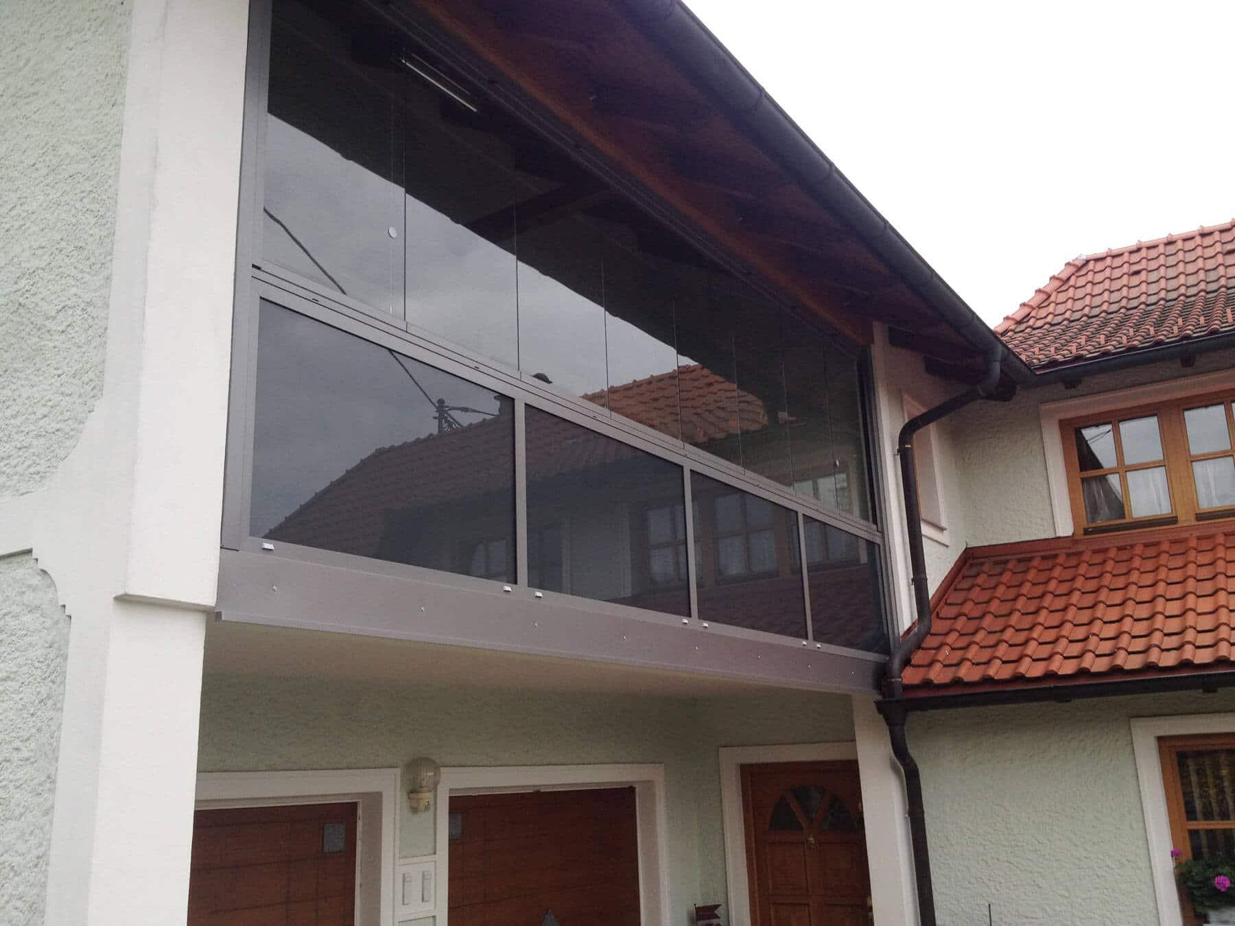 Hochwertige Balkonverglasungen