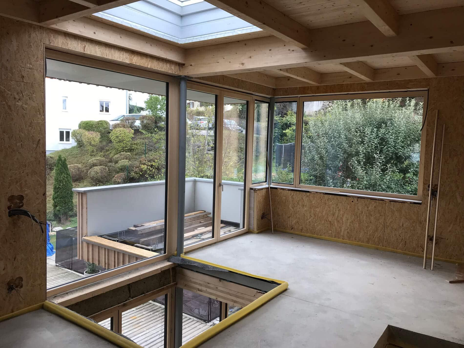 Holz Alu Fenster vom Hersteller in Österreich