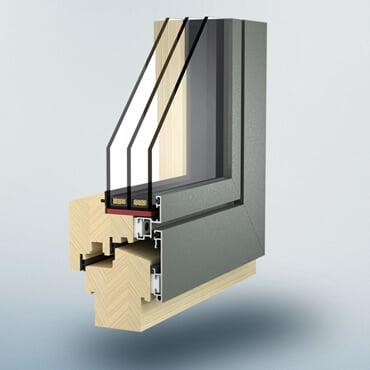 Holz-Alu-Fenster Österreich