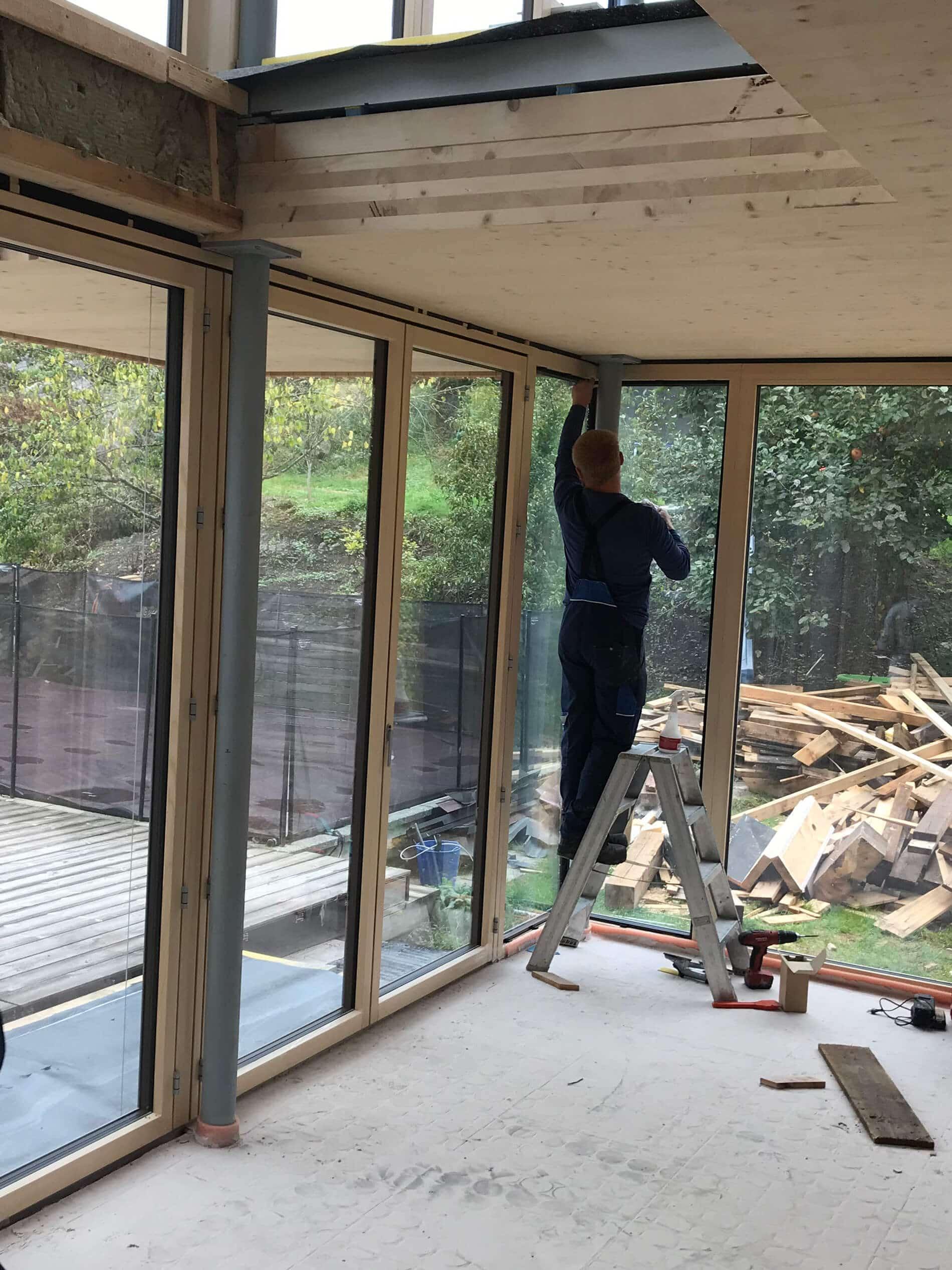 Holz Alu Fenster Referenzen