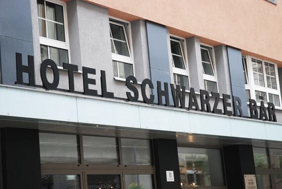 Projekt - Hotel Schwarzer Bär