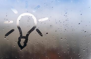 Kondensat Fenster