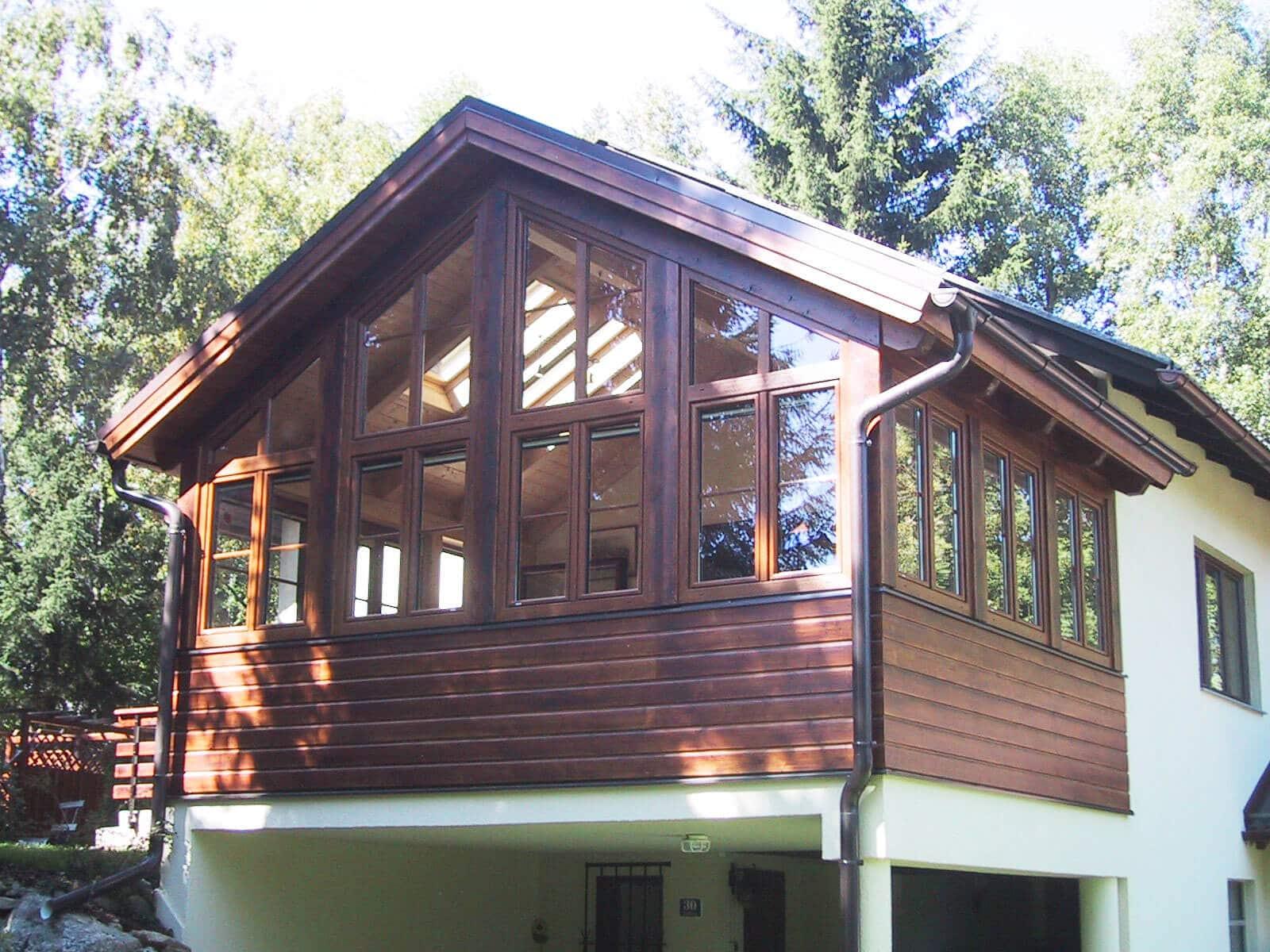 kunststofffenster mit holzoptik golden oak fenster schmidinger. Black Bedroom Furniture Sets. Home Design Ideas
