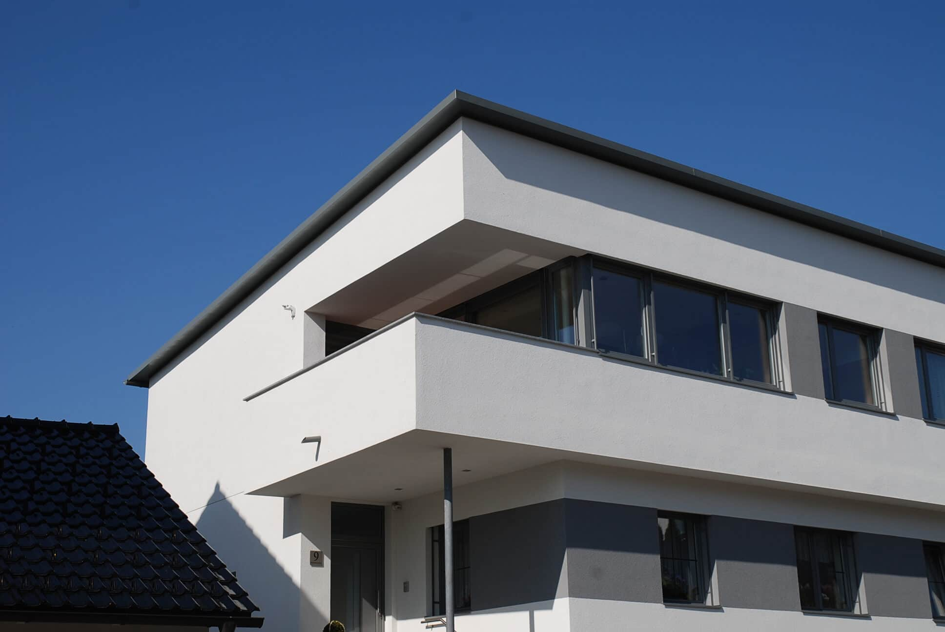 Modernisierung Fenster Einfamilienhaus