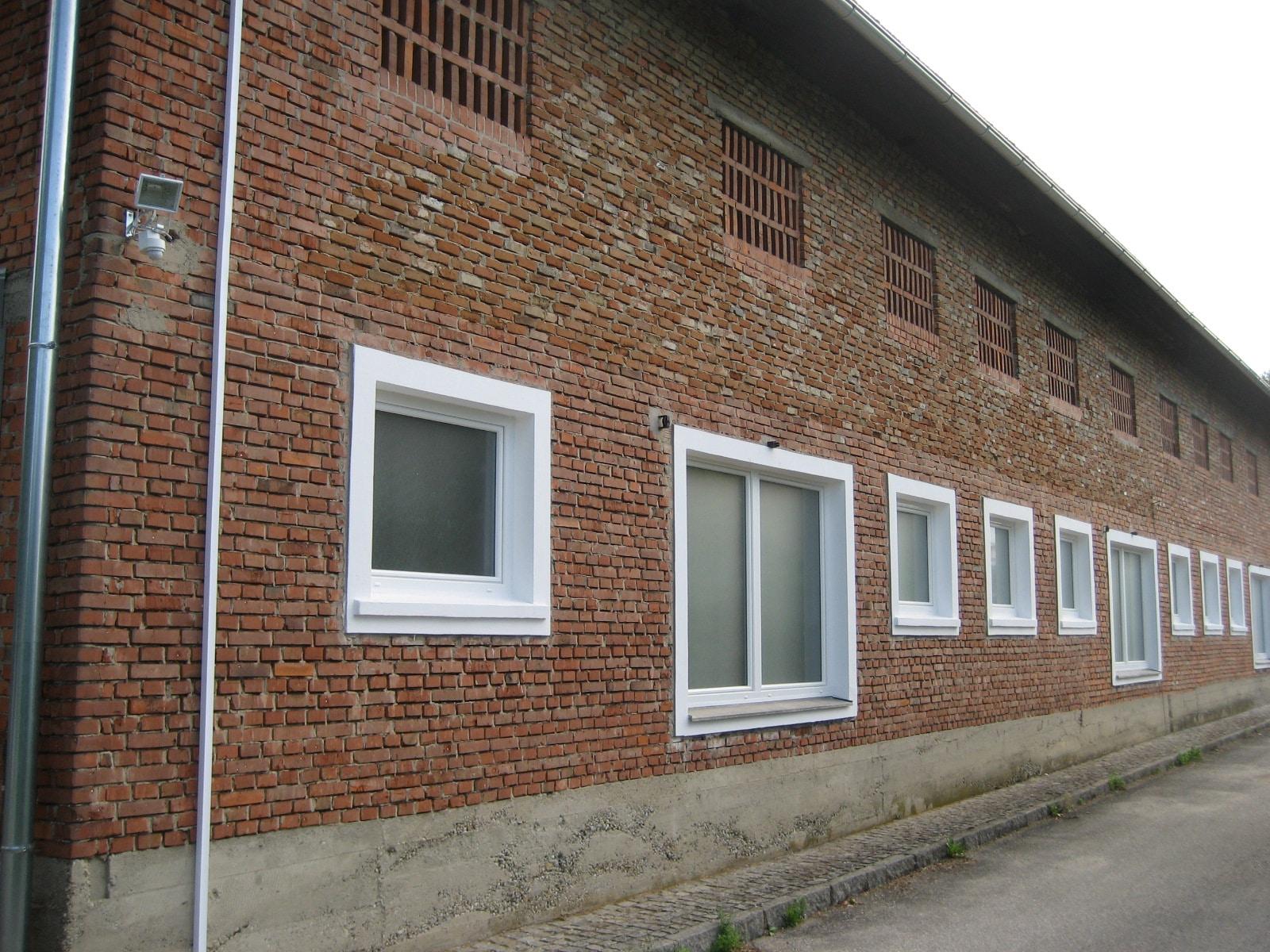 Neue Fenster für Landwirtschaft