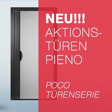 Neue Türenserie Pieno Poco