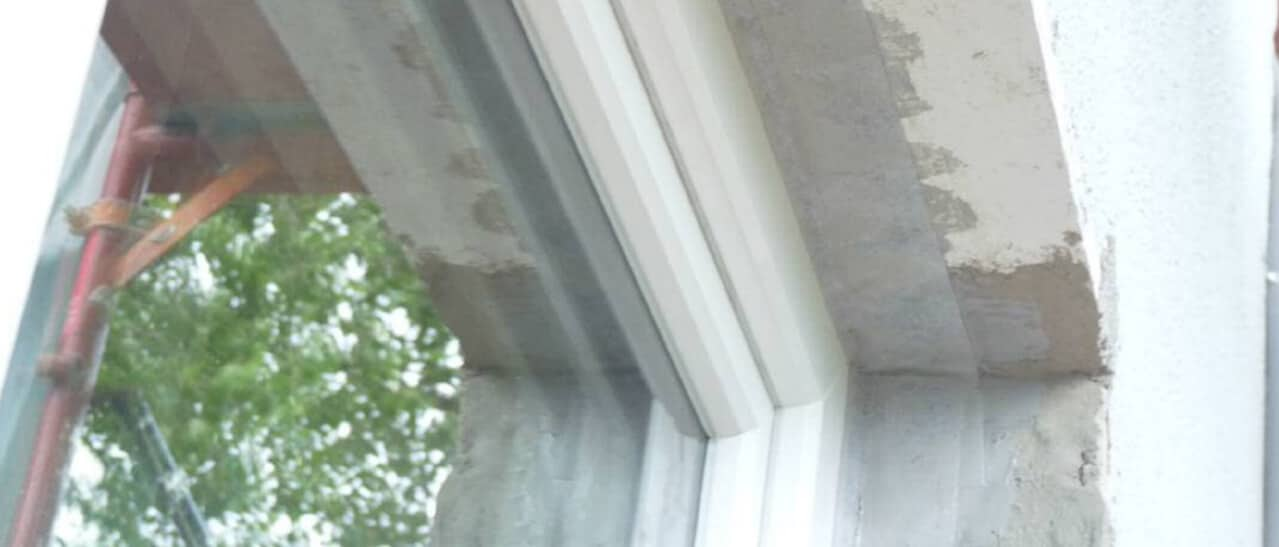 ÖNORM B5320 - Fenstermontage