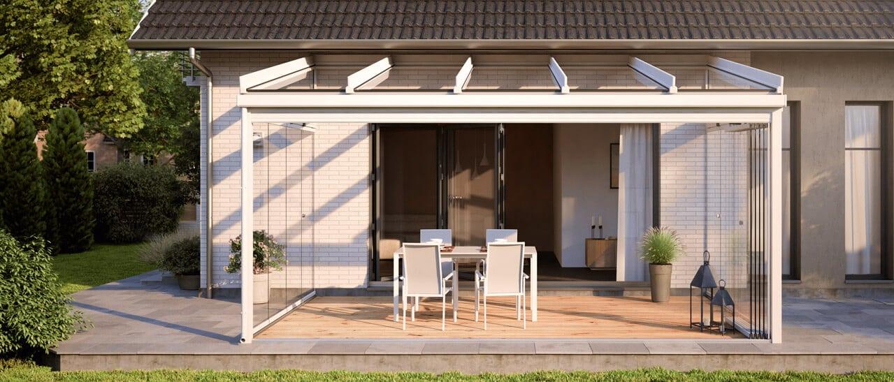 Optimal überdacht - Vorteile Terrassenüberdachungen
