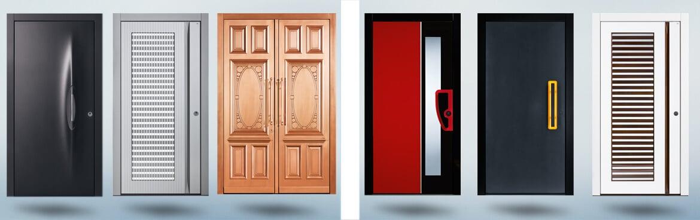 Pieno Türen