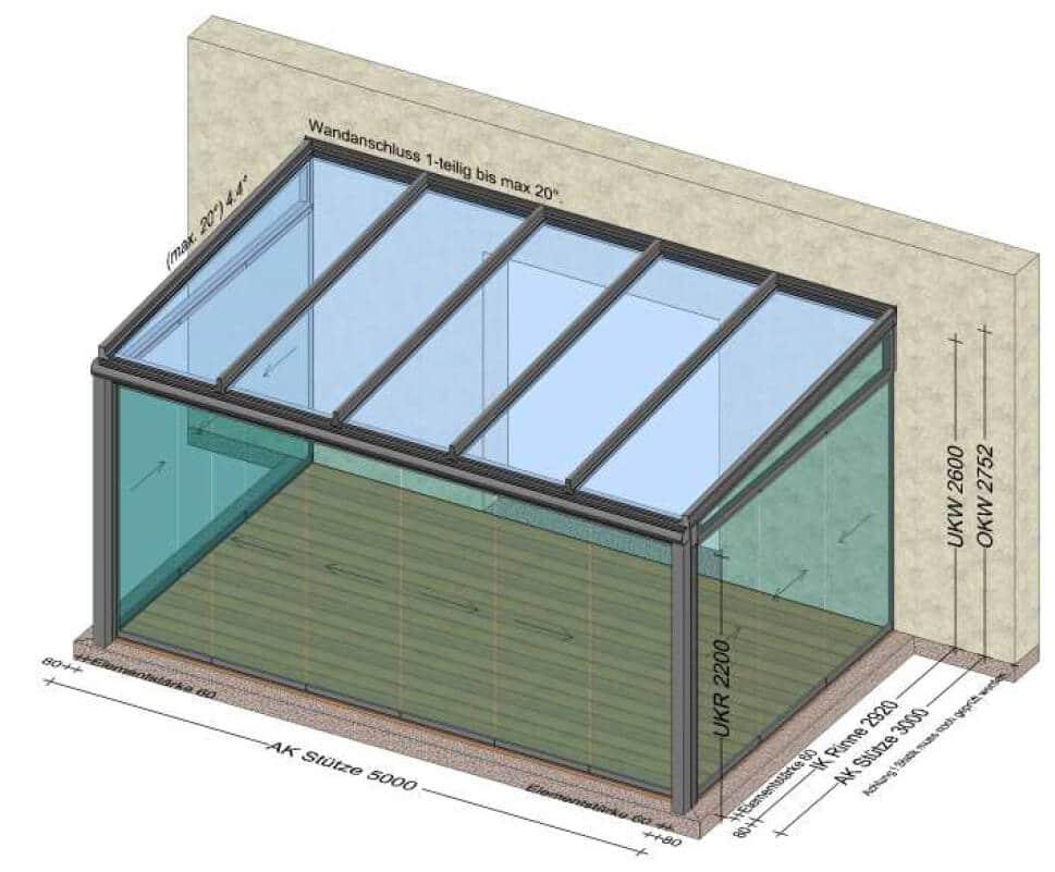 Planung eines Sommergartens von Schmidinger