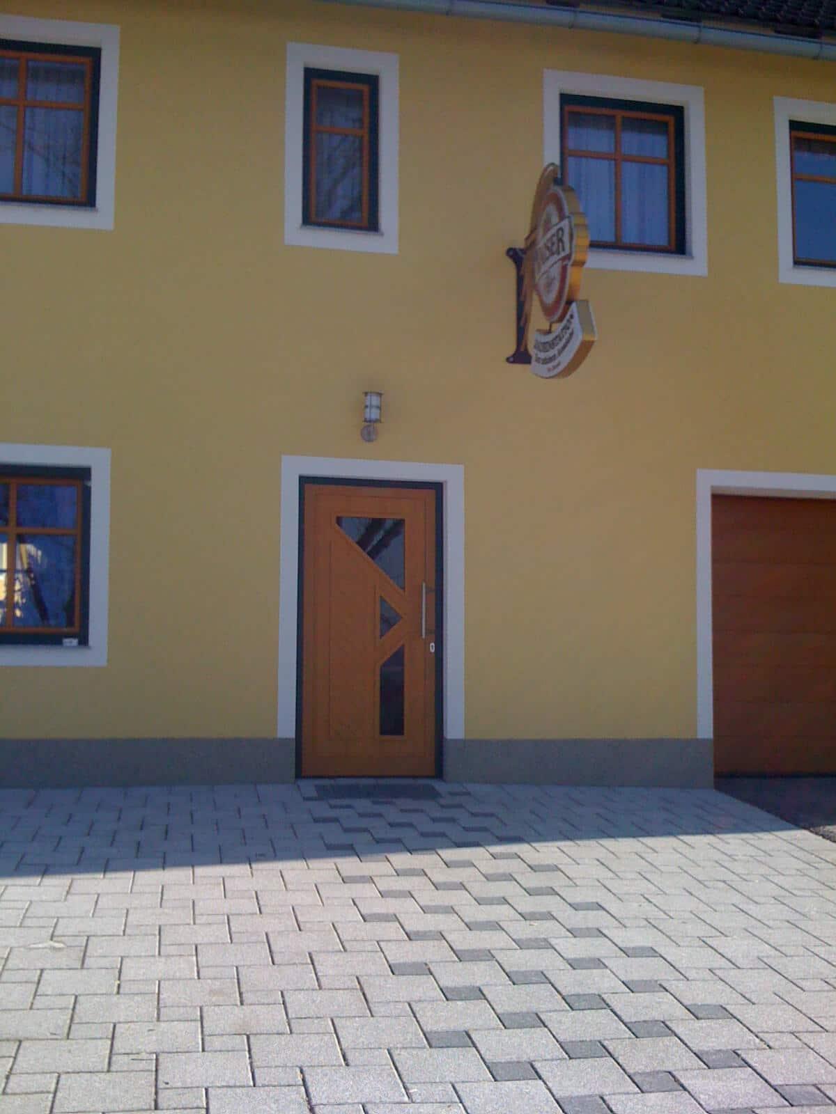 Schallschutz Türen außen